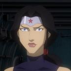 Wonder Woman DCAFU portal