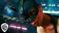 Catwoman Halle Berry Club Fight Scene Warner Bros