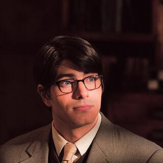 Brandon Routh as Clark Kent