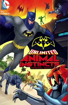 Batman Unlimited Animal Instincts