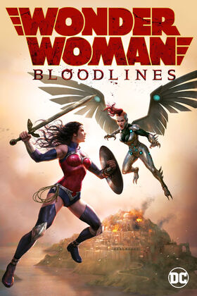 Wonder Woman Bloodlines poster