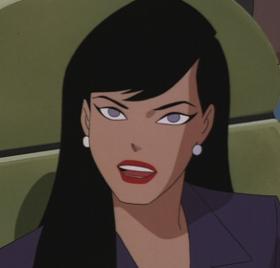Lois Lane - DC Animated Universe