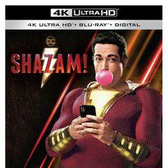 Shazam! 4K Blu Ray