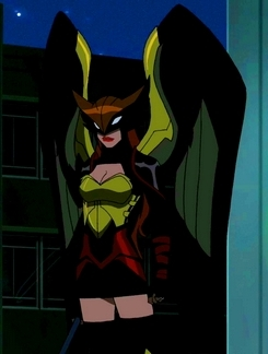 Hawkgirl Young Justice