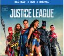 Justice League (film) Home Video