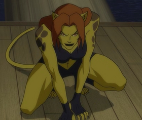 Cheetah (Justice League Doom)