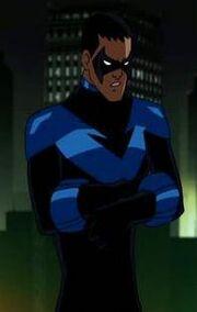 Nightwing UtRH