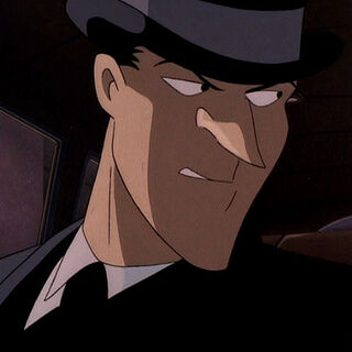 Joker when he worked for the mob.