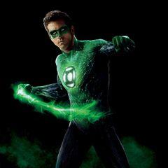 Promotional image of Green Lantern.