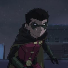 Damian Wayne (DC Animated Film Universe)   DC Movies Wiki   FANDOM