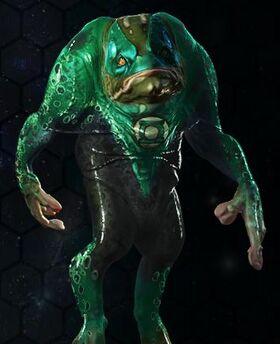 Green Man 01