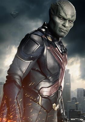 Martian Manhunter Arrow