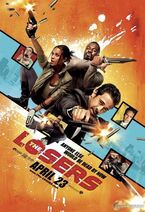 The Losers poster 01