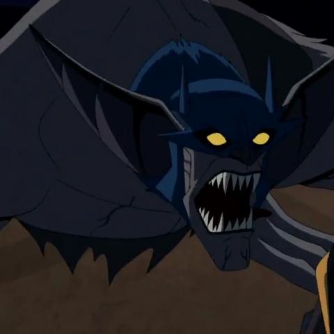 Batman as a mutant.