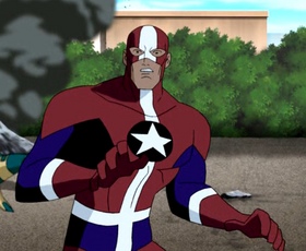 Commander Steel JLU 5