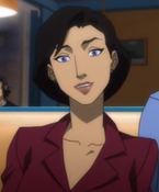 Lois Lane - Throne of Atlantis