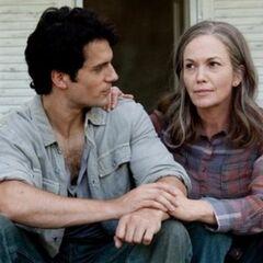 Martha and Clark.