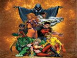 Teen Titans Strike!
