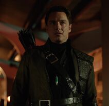 Malcolm Merlyn Arrow