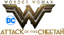 Wonder Woman- Attack of the Cheetah logo