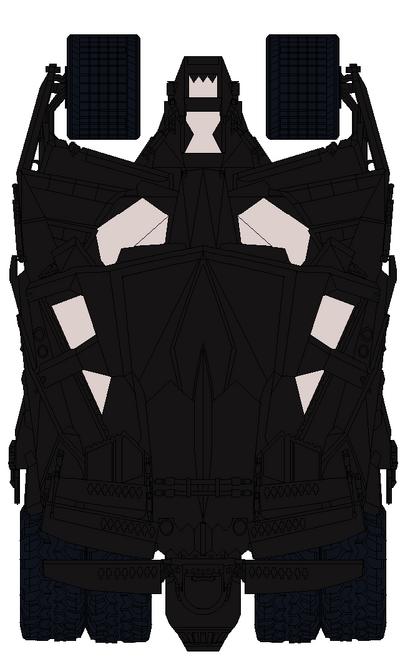 Batboy's batmoble
