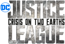 Justice League- Crisis on Two Earths logo