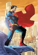 Superman-art-affiche-en-soie-art