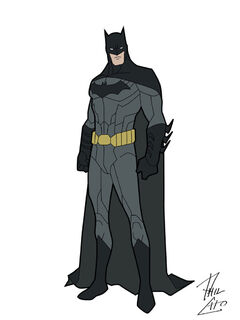 New 52 batman