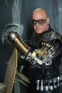 The Executioner Gotham Promotional