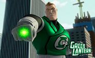 Green Lantern Returns!