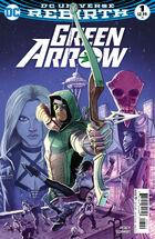 Green Arrow Vol 6 1