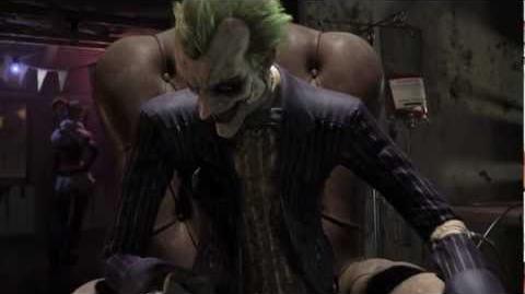 Batman Arkham City – teaser