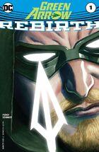 Green Arrow Rebirth Vol 1 1
