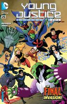 Young Justice Vol 2 25
