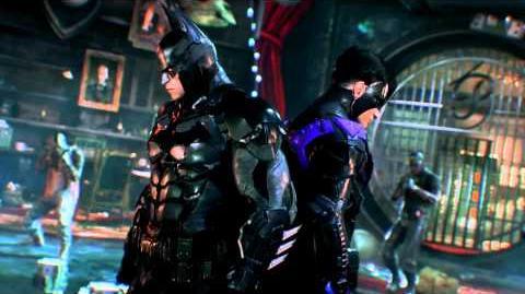 Batman Arkham Knight - I oficjalny zwiastun
