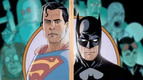 Batman v Superman Świt sprawiedliwości - specjalny zwiastun