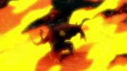Etrigan in fire war (The Flashpoint Paradox) (2)