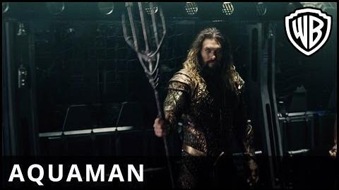Liga Sprawiedliwości - Liga się zjednoczy Aquaman