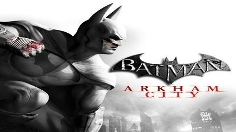 Batman Arkham City – zwiastun