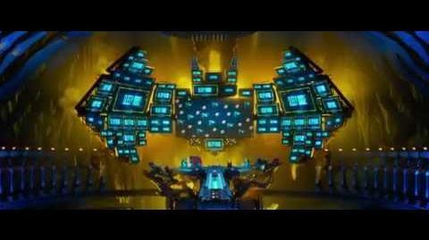 LEGO Batman Film - zwiastun z Comic-Cona