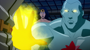 Justice League (old timeline) catch and fight rouges (The Flashpoint Paradox) (7)