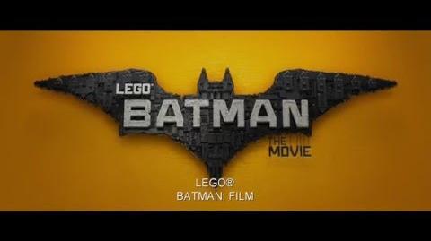 LEGO Batman Film - I ofcijalny zwiastun