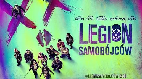 Legion samobójców - I oficjalny zwiastun