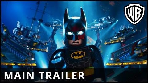 LEGO Batman Film - III oficjalny zwiastun