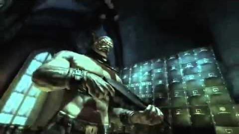 Batman Arkham Asylum - III oficjalny zwiastun