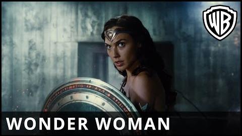 Liga Sprawiedliwości - Liga się zjednoczy Wonder Woman