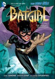 Batgirl The Darkest Reflection