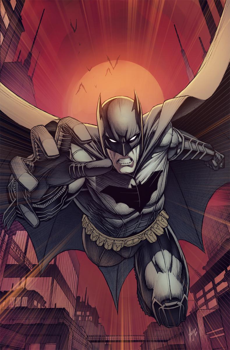 Batman Bruce Wayne Dcnu Wiki Fandom Powered By Wikia