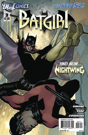Batgirl Vol 4 3