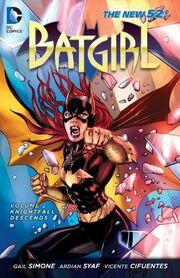 Batgirl Knightfall Descends